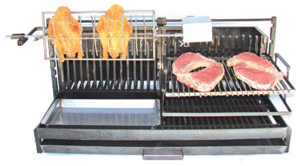 Barbecue B100P