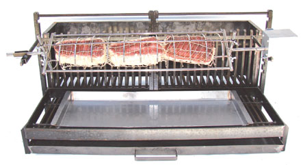 Barbecue B100P75